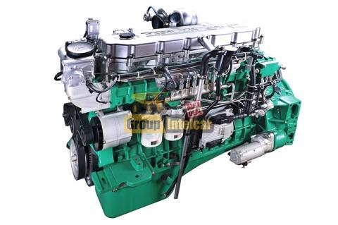 Дизельный двигатель FAW CA6DL2 (6DL2)