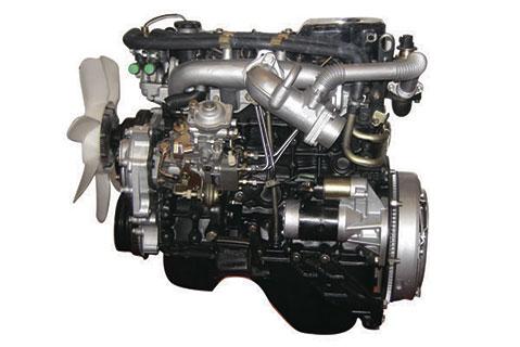 Двигатель BJ493ZLQ Foton