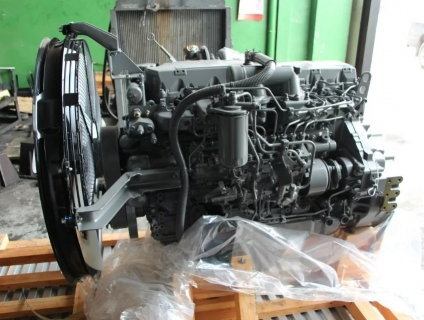 Двигатель 6HK1-XQA (XQP) Isuzu (с навесным)