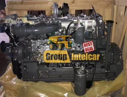 Двигатель Hyundai D6AC