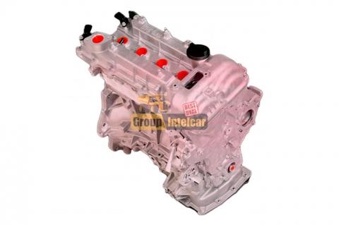 Двигатель Hyundai G4FJ Турбо
