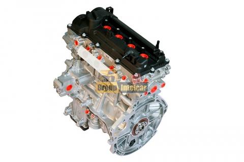 Двигатель G4LC 1.4 Kappa (лонг блок)