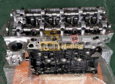 Двигатель Isuzu D-MAX (Исузу дмакс)