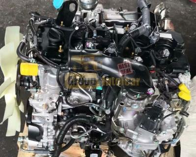 Двигатель Isuzu Elf евро 4