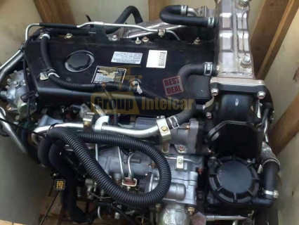 Двигатель Isuzu FSR90