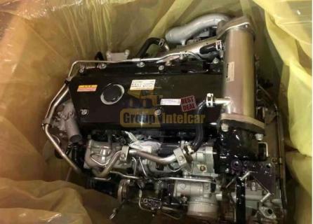 Двигатель на грузовик Исузу NQR71, NQR75, NPR75