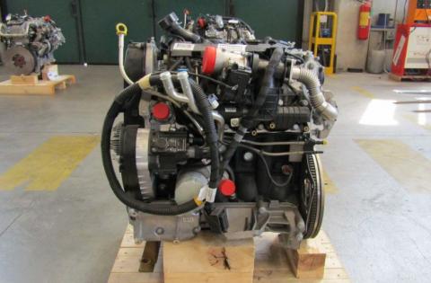 F1C, F1A новый двигатель Ивеко Дейли