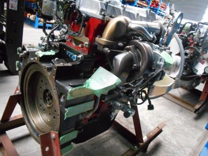Двигатель Hino J05E