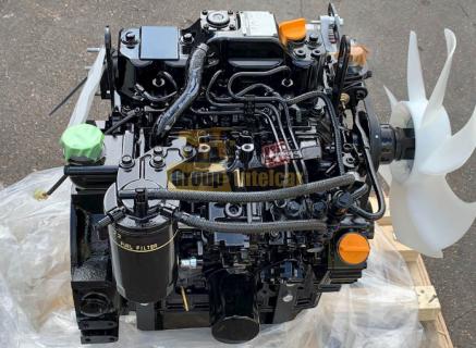 Двигатель Komatsu 3D84