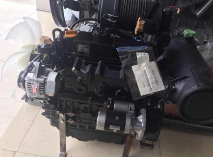 Двигатель Komatsu 4D88