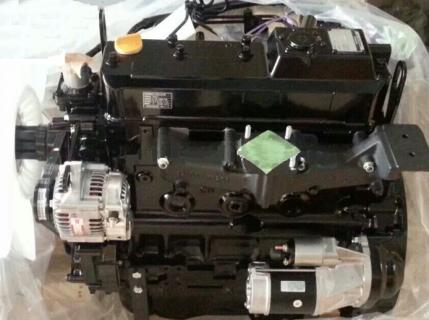 Двигатель Komatsu 4D92