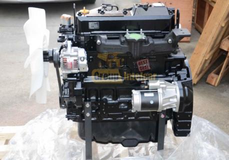Двигатель Komatsu 6D105