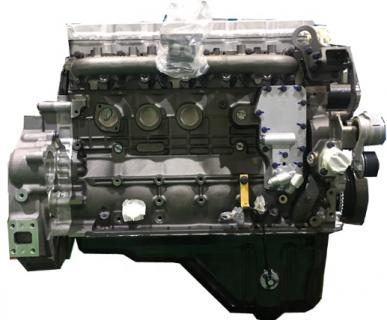 Двигатель Komatsu 6D107 в сборе