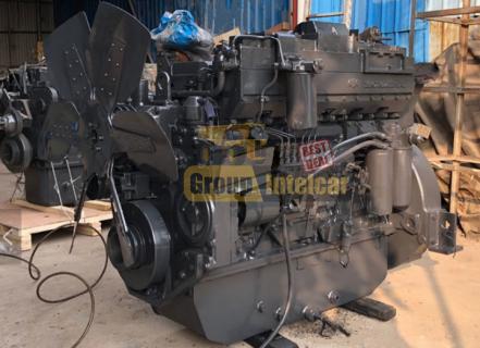Двигатель Komatsu 6D140