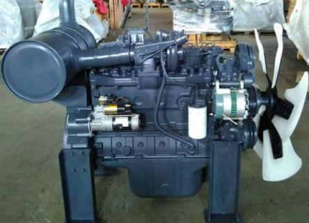 Двигатель Komatsu 6D95