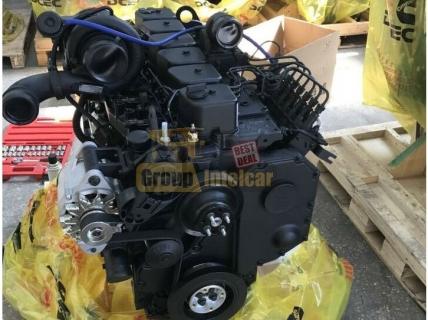 Двигатель Komatsu 6BT 5.9-C в сборе