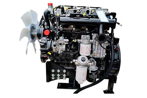Двигатель Mitsubishi 4D31