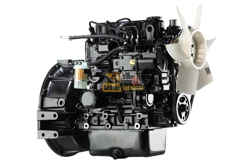 Двигатель Mitsubishi L3E