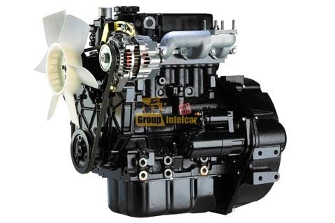 S3L2 двигатель Mitsubishi