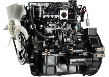 Двигатель в полной комплектации S4Q2
