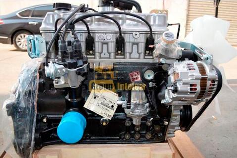 Двигатель Nissan K21