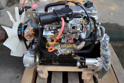 Двигатель Nissan K25 10001-35K2A