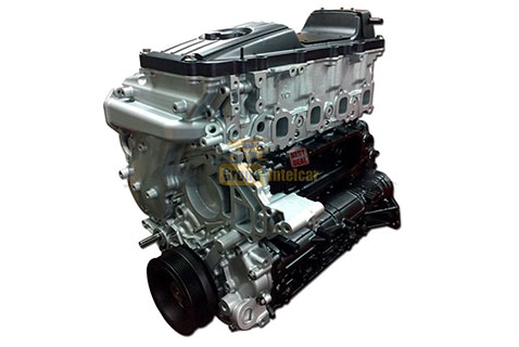 Двигатель Nissan ZD30 Long block