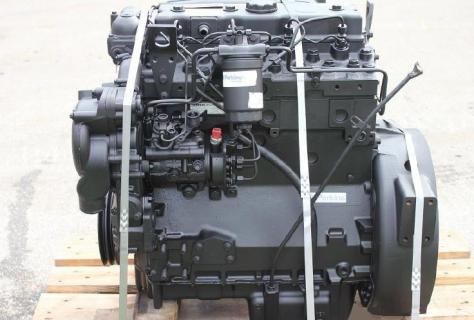 Двигатель Perkins JCB 3CX