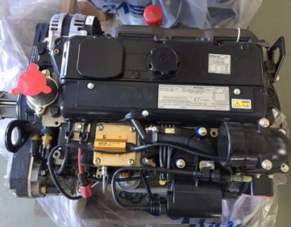 Двигатель Perkins 1104C-44TA