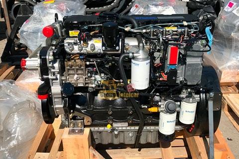 Perkins 1106D-E66TA двигатель