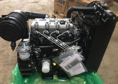 Двигатель Perkins 404D 22T