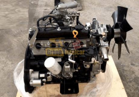 Двигатель Toyota 4Y на погрузчик