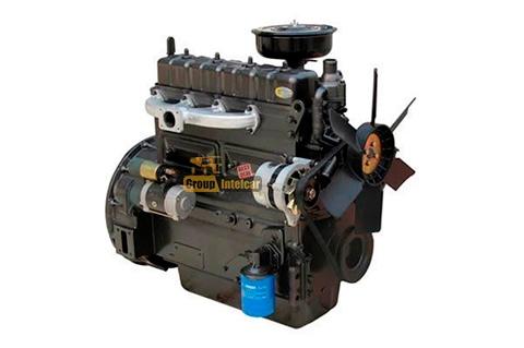 Двигатель Ricardo K4100D