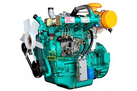 Двигатель Ricardo R4105ZD