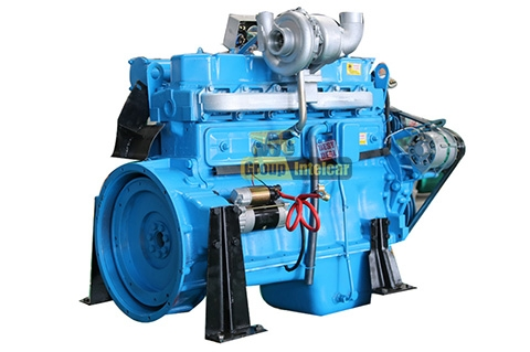 Двигатель Ricardo R6105ZLD