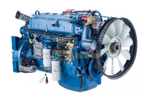 Двигатель Шакман f2000