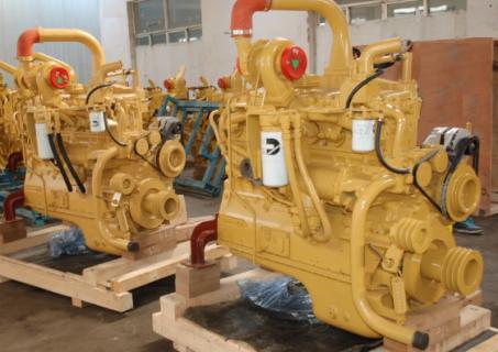 Двигатель Shantui SD16