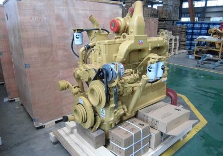 Двигатель Сummins NT855