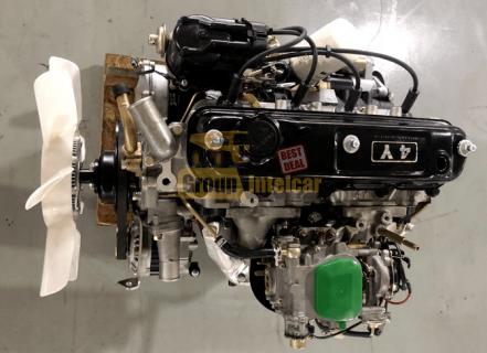 Двигатель Toyota 4Y автомобильный