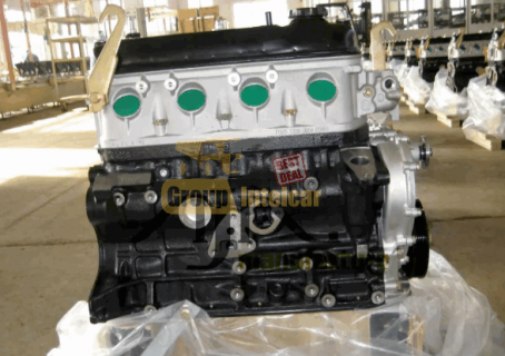 Двигатель Toyota 4Y без навесного