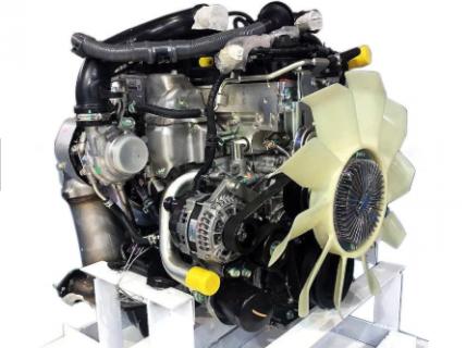Двигатель 4JJ1 автомобильный (с навесным)