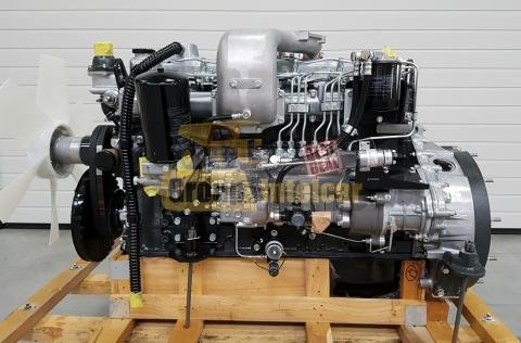 Двигатель в полной комплектации 6D16T