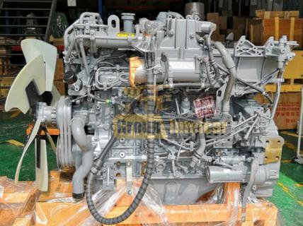 Двигатель 6UZ1 Isuzu (с навесным)