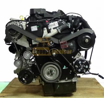 Двигатель в полной комплектации Форд Транзит 2.2