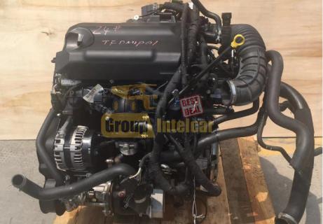 Двигатель в полной комплектации Форд Транзит 2.4
