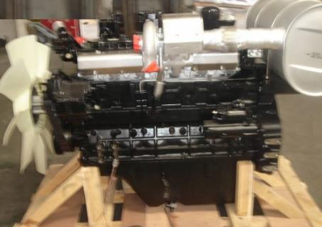 Двигатель в полной комплектации S6K