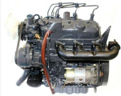 Двигатель в сборе Kubota D1005
