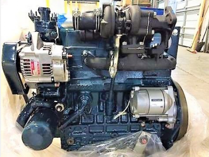 Двигатель Кубота V1505