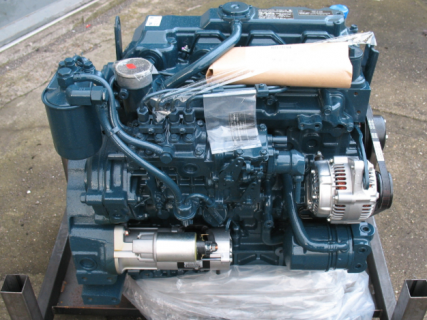 Кубота двигатель дизель V2607, V2405, V2403, V2203, V1505, V3300, V3600, V3800, D1105....