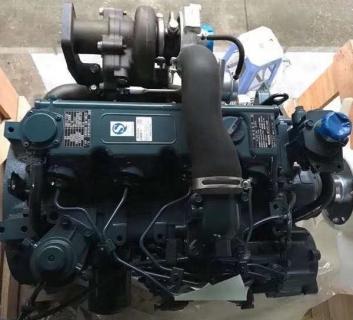 Двигатель в сборе Kubota V3800